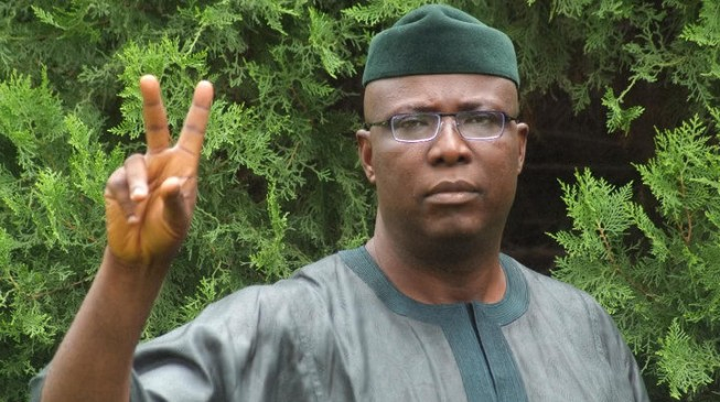 Ojudu: If elected, I'll probe the 'useless' government of Fayose