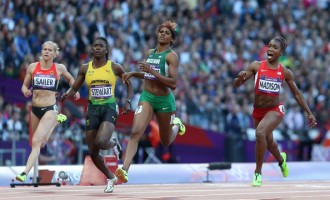 Rio Olympics: Okagbare qualifies for 100m semi-finals