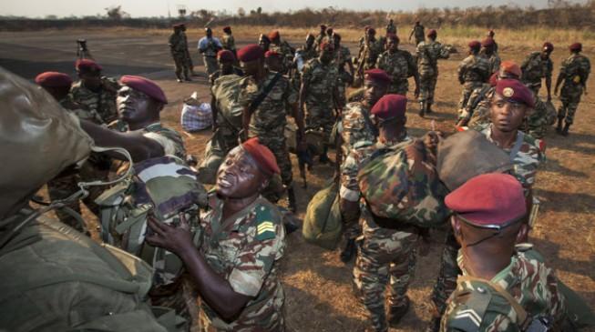 Cameroon troops 'kill 70′ Borno residents