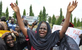 #BBOG: 150 days too long to rescue Chibok girls