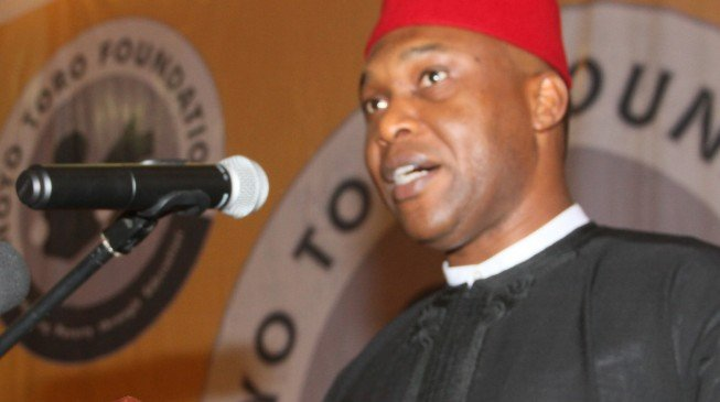 Chidoka: INEC chairman consistently told us of a server