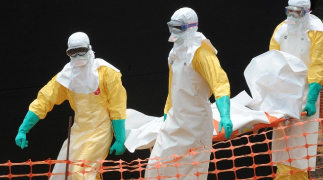 Liberia records two new cases of Ebola