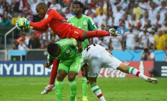 Enyeama 'still very much' a national team player