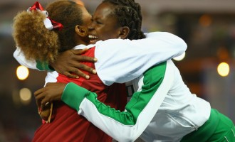 Brume's golden leap earns Nigeria another gold