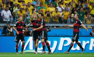 Germany crush Brazil 7-1 to reach World Cup final