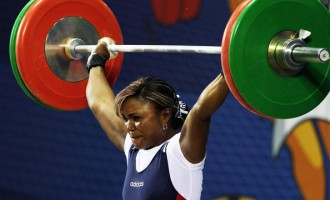 Nigeria wins gold, silver in weightlifting