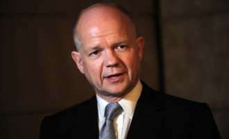Hague, British foreign secretary, resigns
