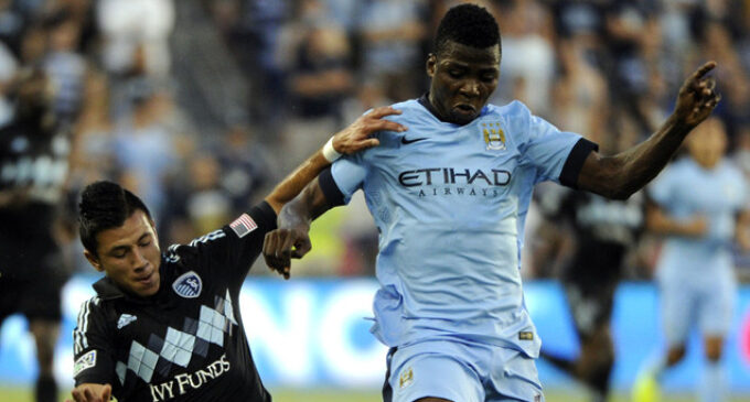 Iheanacho scores in City debut