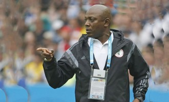 Keshi: No contract talks with NFF yet