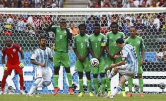 Musa: Messi deserves Golden Ball award