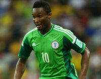 Oliseh: Mikel ignored my calls, text messages