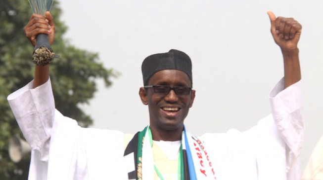Adamawa governorhip: Ribadu 'under pressure' to run