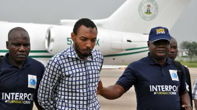 Suspected Nyanya bomber extradited to Nigeria