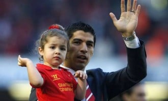 Suarez makes 'lifelong dream' move to Barca