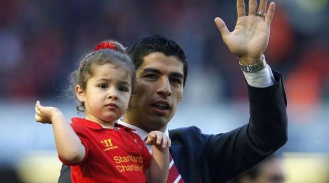 Suarez makes 'lifelong dream' move to Barca