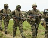 Soldier dies as troops repel attack by Boko Haram 'mercenaries'