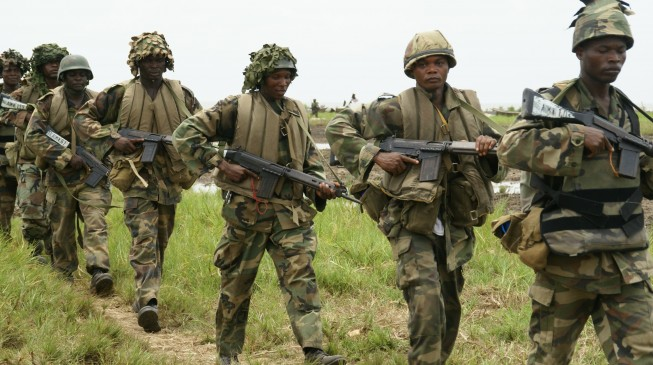Soldier dies as troops repel attack by Boko Haram 'mercenaries'