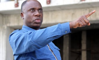 Amaechi's younger brother 'violently attacked'