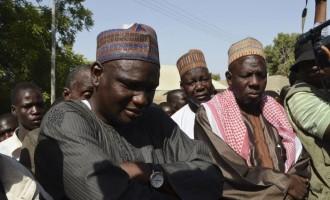Soldiers 'detain' 65 Chibok parents in Borno