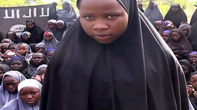 What is the president hiding on Chibok Girls?