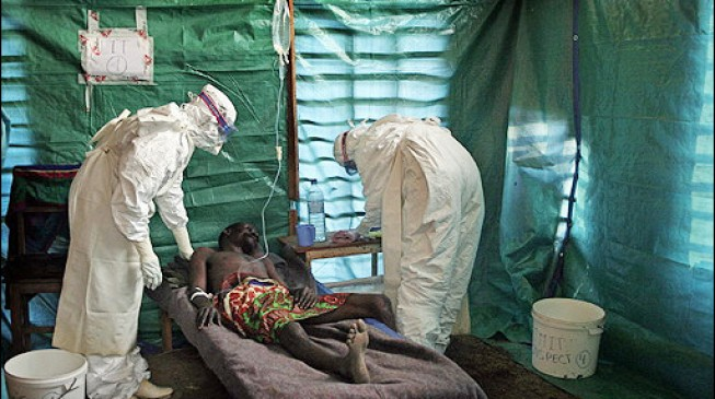 Ebola deaths 'on the rise' in Liberia, S'Leone