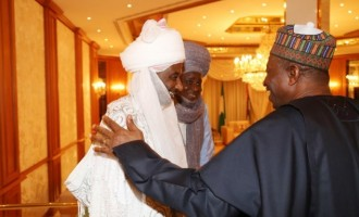 Ramadan brings Jonathan, Sanusi to the table