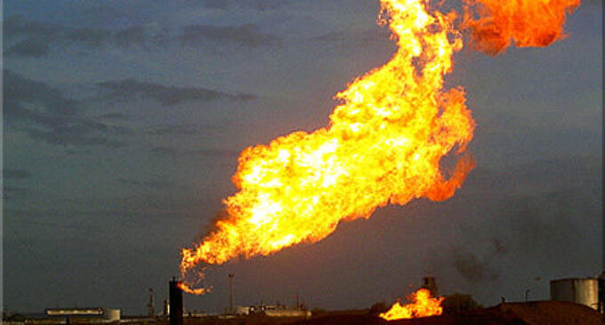 Nigeria 'losing $2bn annually' to gas flaring