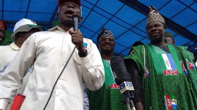 APC alleges PDP's 'rigging manual' for Osun
