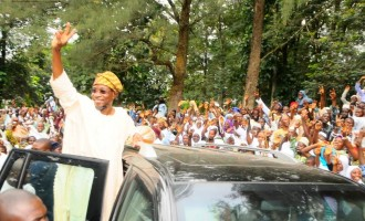 Osun, agriculture and institutional partnerships