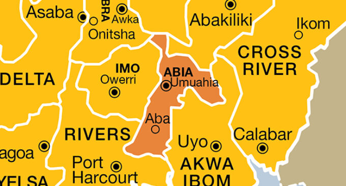 Officer shot dead as 'hoodlums' set police station ablaze in Abia