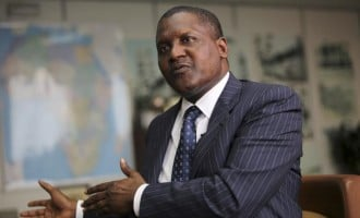 Dangote: We pray that very soon, we'll start having AGMs in stadiums