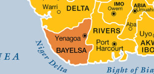 Bye-election: Three policemen feared dead as boat capsizes in Bayelsa