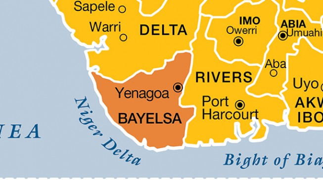 Three officers killed as gunmen break into Bayelsa police station