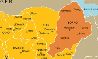 'Scores of insurgents' killed in foiled Boko Haram attack in Borno
