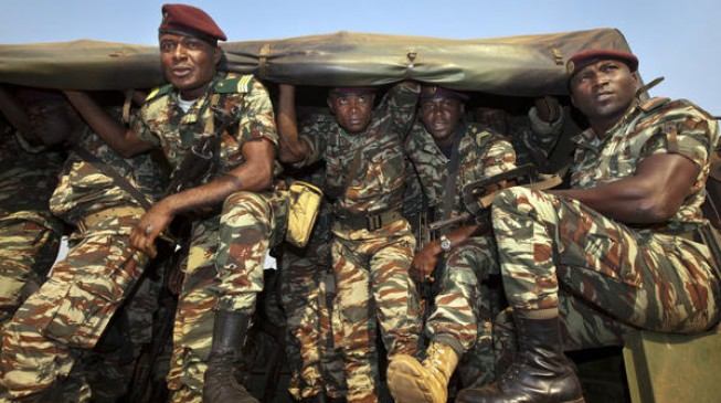 Cameroon defence forces join Nigerian army's counter-insurgency operation