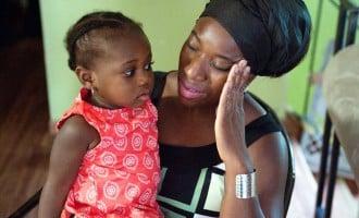 Sawyer ran to Nigeria 'to get help', says wife