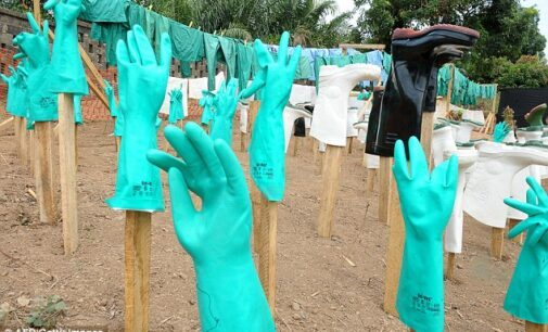 Doctors Without Borders: Ebola outbreak 'like wartime'