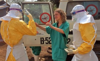 After 15 months, WHO declares Liberia Ebola-free