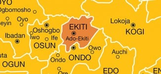 Two policemen killed as armed robbers attack bank in Ekiti