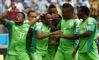 Nigeria up one place in latest FIFA Ranking