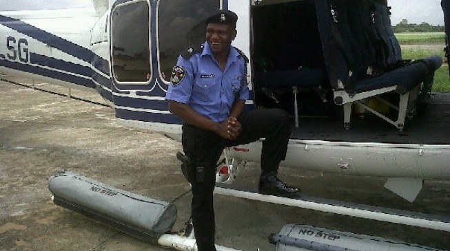 Frank Mba bows out as police image maker