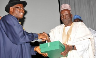 Jonathan sets up committee to implement confab report