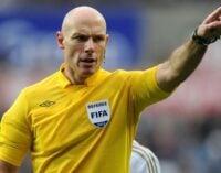 Webb, perceived 'Man U ref', retires
