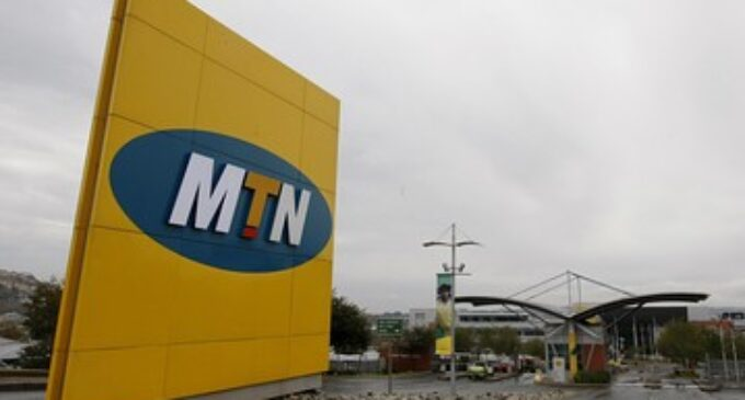 MTN Nigeria posts record turnover of N1.35trn in 2020