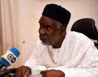 N29bn 'fraud': I have no case to answer, Nyako tells court