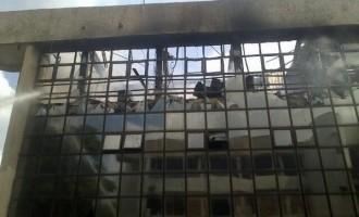 Fire guts NFF Glass House