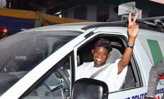OFFICIAL: Aregbesola re-elected Osun governor