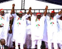 Jonathan: Why Osun poll needs tight security
