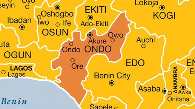Two policemen shot dead as 'robbers' break into Ondo bank