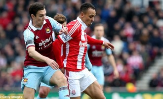 Odemwingie could return within a fortnight, says Hughes